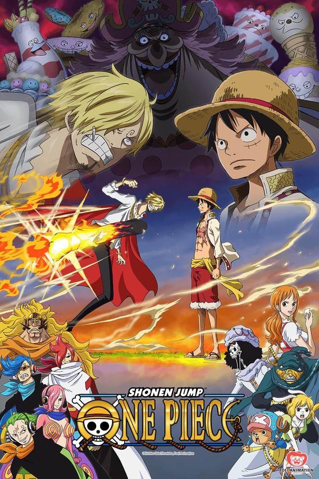 One Piece 817 Sub Español - animeries