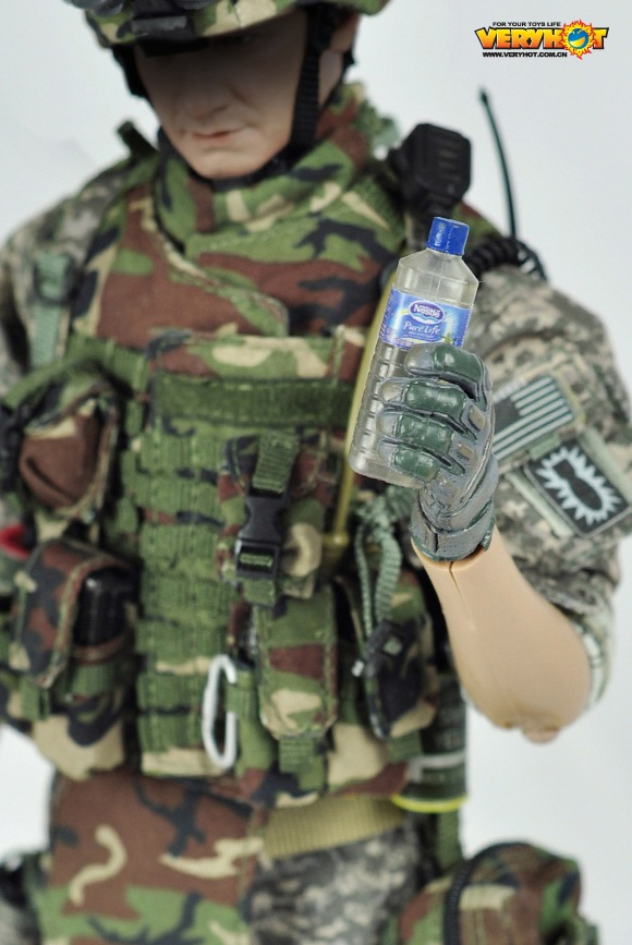Hot Toys Army 47