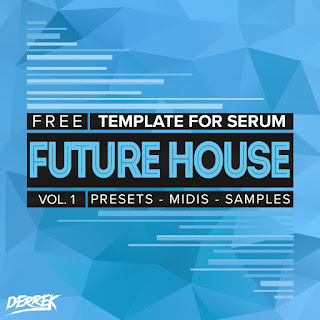 Download Future House template for Xfer Serum 2018