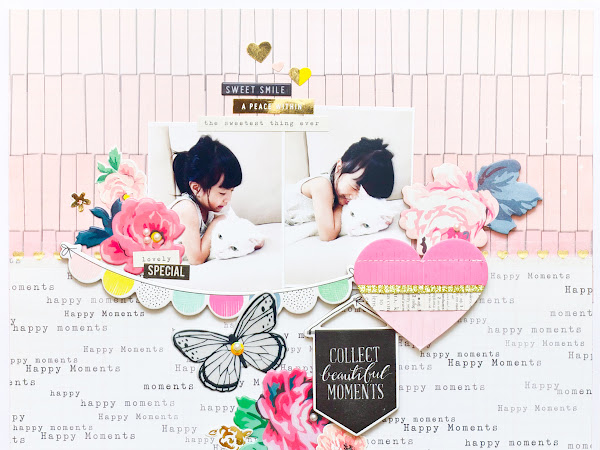 Maggie Holmes Design Team : Collect Beautiful Moments