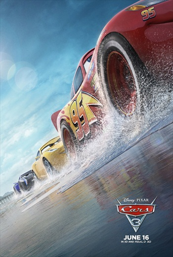 Cars 3 2017 Dual Audio Hindi CAMRip 550mb