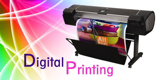 Digital Printing Services : Red prints digital printing company