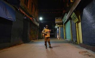 Srinagar got another attack
