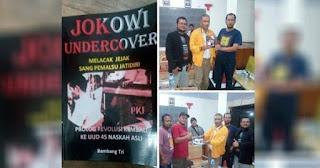 """TERNYATA... Inilah Profil Singkat Penulis Buku """"Jokowi Undercover"""" Bambang Tri Mulyono"""