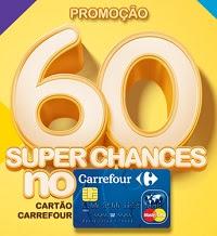 Cadastrar Promoção Cartão Carrefour 2016 60 Super Chances