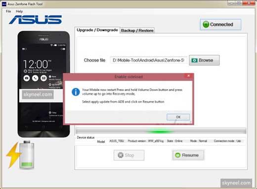 Asus Zenfone Flash Tool Version V1.0.0.14 Free Download
