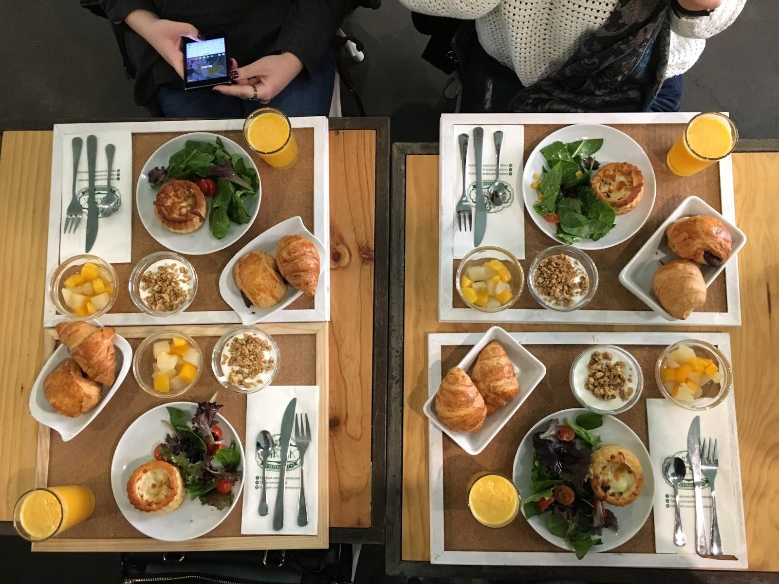 colisión Ciencias Puede ser ignorado  Zapiski ze świata : Gdzie zjeść najlepsze śniadanie w Walencji?