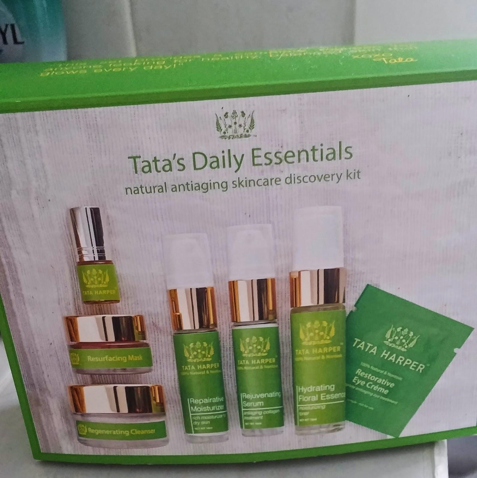 Tata's Daily Essentials by tata harper #3