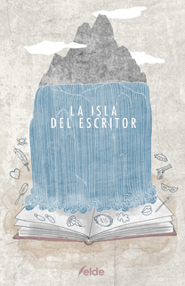 Libro La isla del escritor, de varios autores - Cine de Escritor