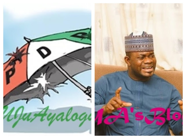 Governor Bello wasted over N5 billion on Senator Melaye's failed recall – PDP