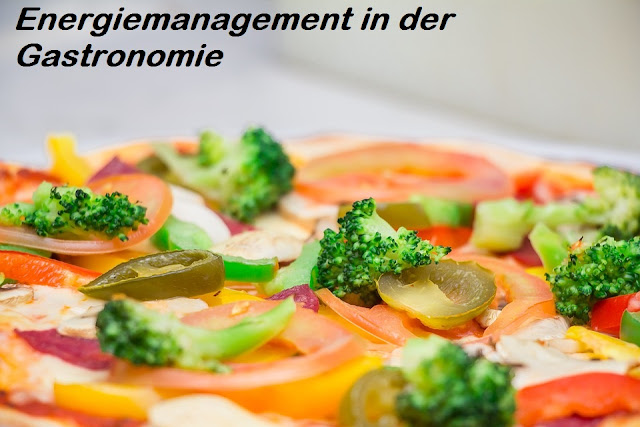 Energiemanagement in der Gastronomie