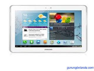 Samsung Galaxy Tab 2 10.1 GT-P5100 Firmware Update