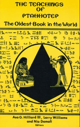 The Teachings of Ptahhotep: The Oldest Book in the World | WELCOME