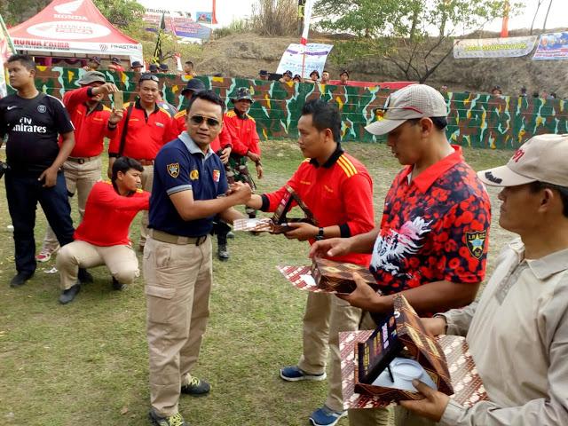 Polres Kebumen Juara Satu Menembak Tingkat Polda Jateng