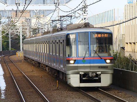都営地下鉄三田線 武蔵小杉行き1 6300形