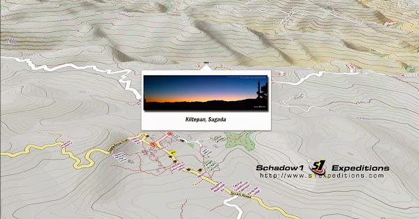Sagada Mapping Expedition - Schadow1 Expeditions