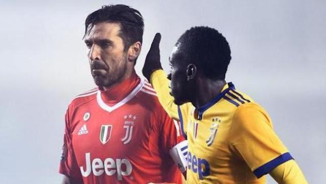 Ce que Buffon a fait à Matuidi lors de son arrivée à la Juventus