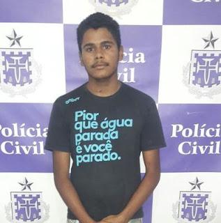 Homicida é preso em Alagoinhas quando pretendia fugir
