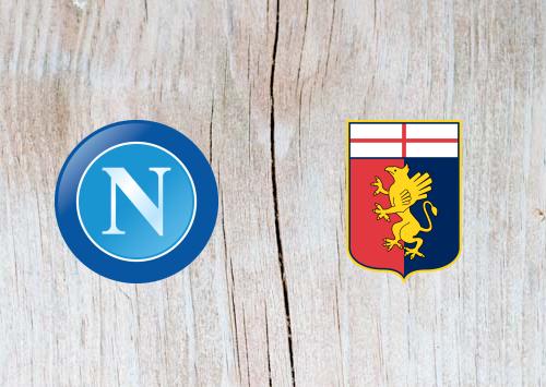 Napoli vs Genoa Full Match & Highlights 7 April 2019