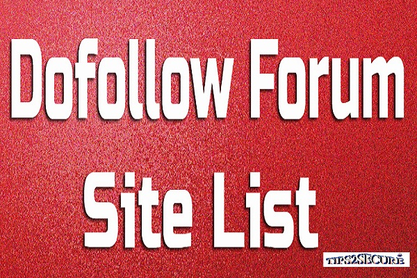 Social Bookmarking Sites: 121 High PR DoFollow Forum Sites