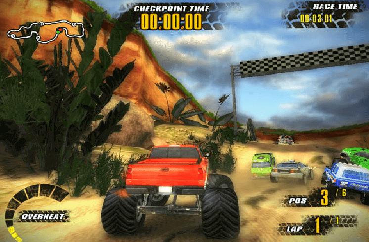 تحميل لعبة Offroad Racers أحدث إصدار مضغوطة برابط مباشر