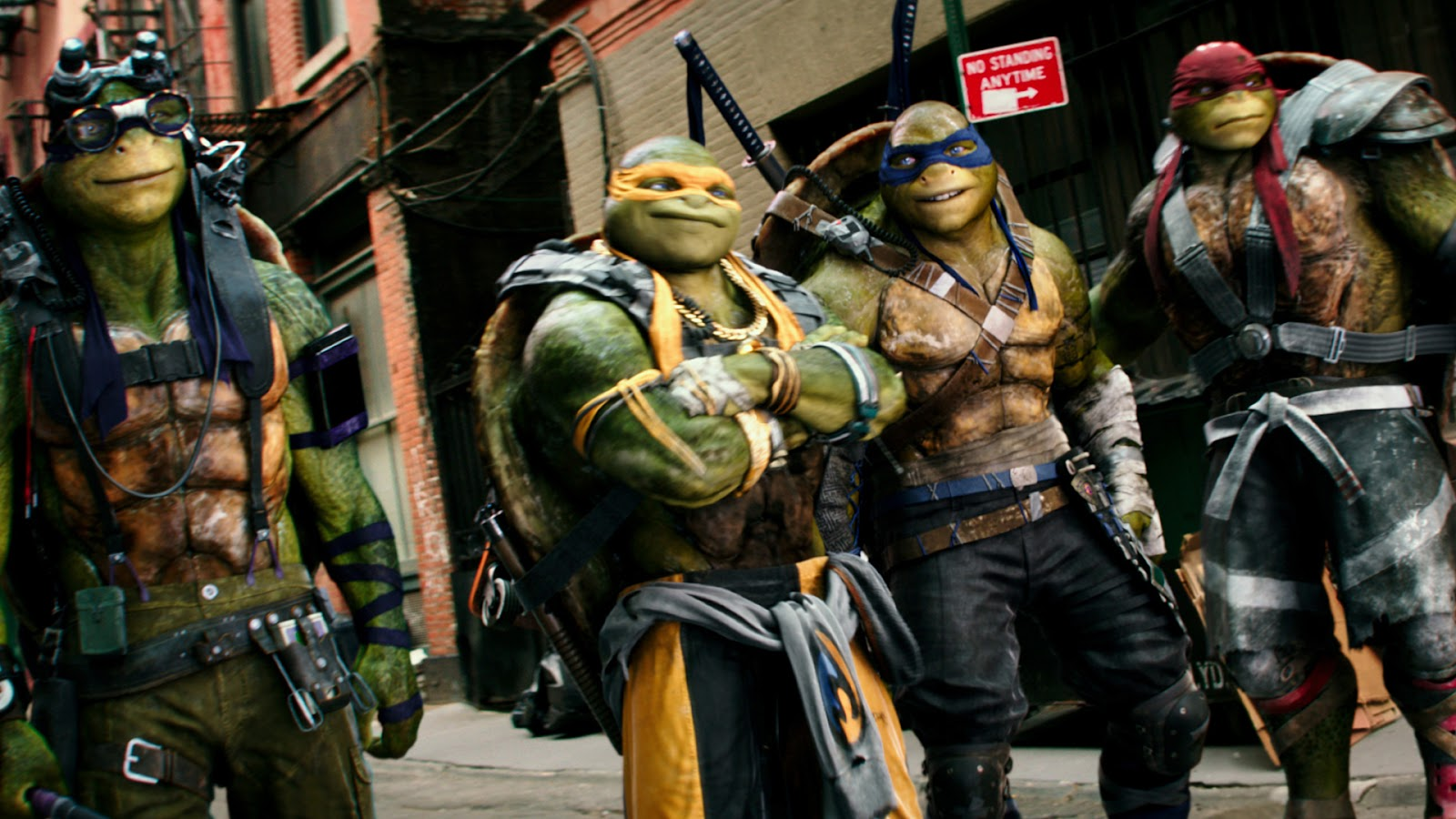 Nickalive Teenage Mutant Ninja Turtles Come Out Of The Shadows With Action Packed Movie Toy Line From Playmates Toys