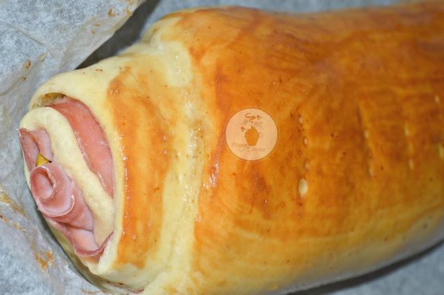 pan de jamon venezolano.