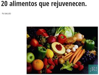 http://elblogdeveda.blogspot.com.es/2016/02/20-alimentos-que-rejuvenecen.html