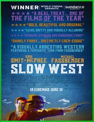 Slow West (2015) | 3gp/Mp4/DVDRip Latino HD Mega