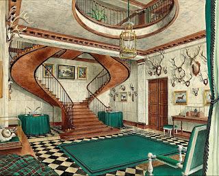 cuadros-diseños interiores-acuarela
