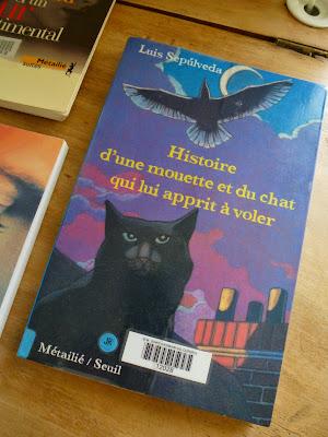 histoire d'une mouette et du chat qui lui apprit à voler sepulveda