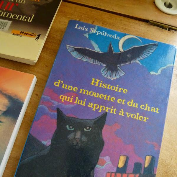 Histoire d'une mouette et du chat qui lui apprit à voler de Luis Sepulveda