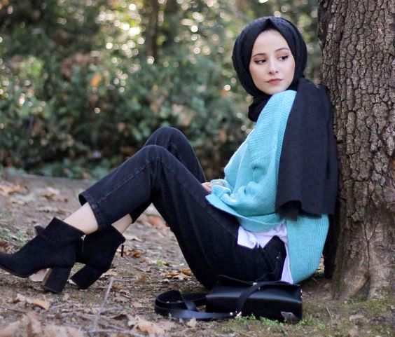 Model celana jeans wanita kedua