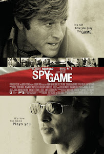 Spy Game Poster