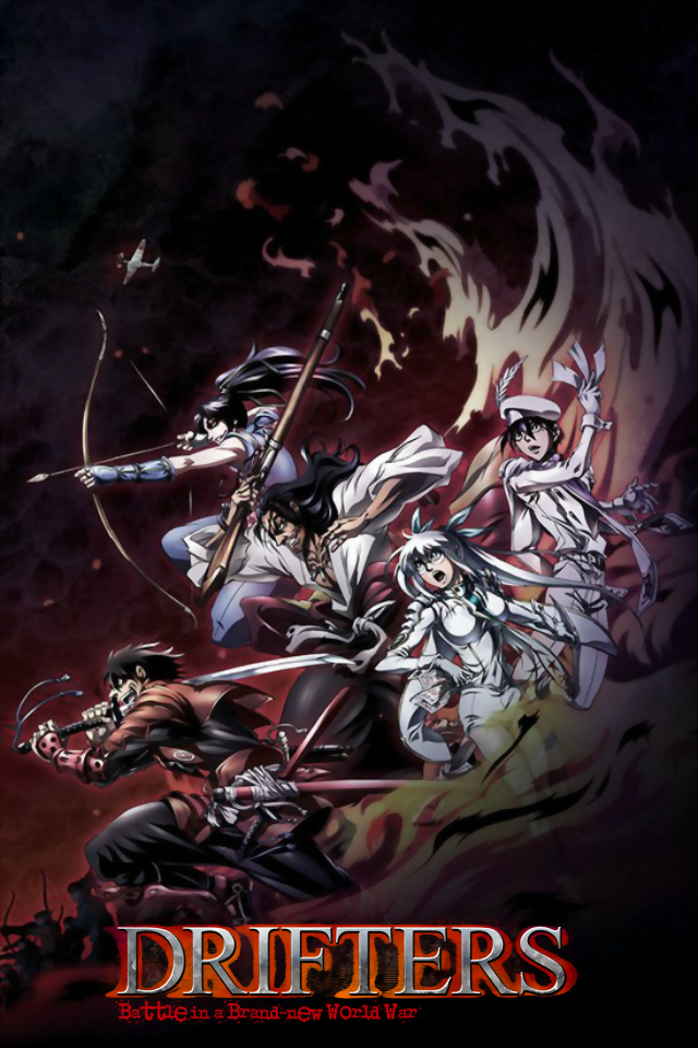 Drifters Subtitle Indonesia Episode 01