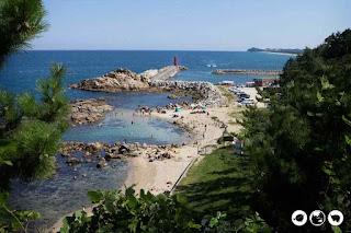 Naksan Beach