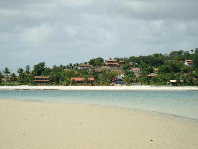 Goiana tem praia considerada imprópria para banho