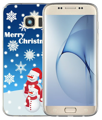 Top 5 Best Galaxy S7 Edge Christmas Covers & Case Collection