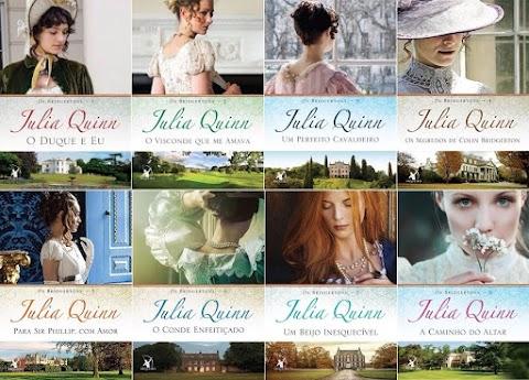 [Novidade] Série inspirada em livros da Julia Quinn