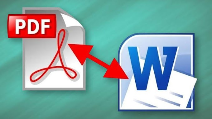 How to canvert pdf to word document without software free.