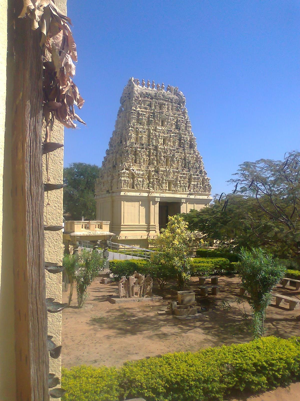 Sri Ranganayaka Swamy Temple in Srirangapuram  Mahabubnagar