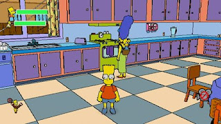 The Simpsons Game (PS2) 2007