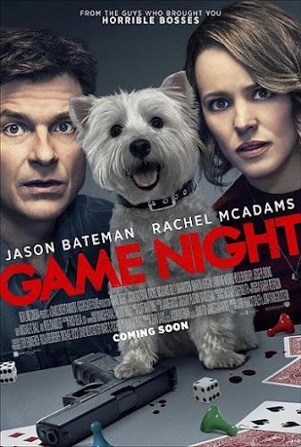 Game Night (Web-DL 720p Dual Latino / Ingles) (2018)