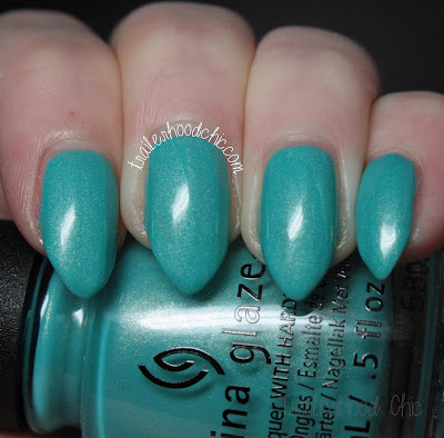 china glaze lite brites collection swatch what i like about blue