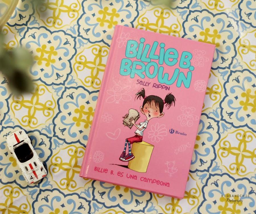 Billie B Brown -reseña -boolino-kidsandchic
