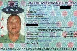 Social security number on us passport