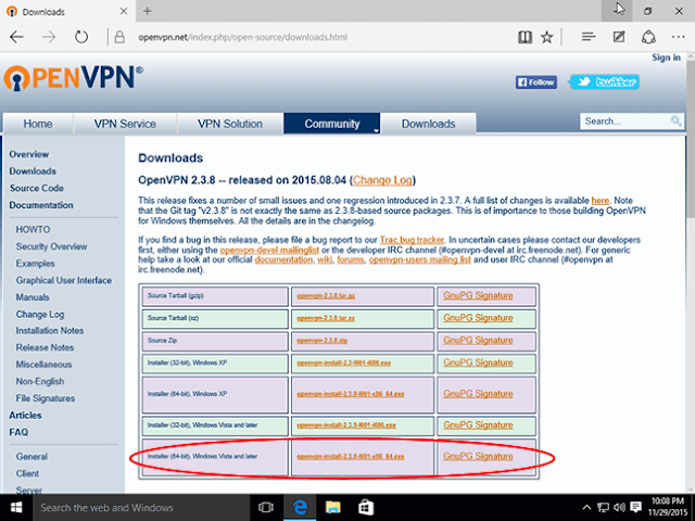 free,vpn,openvpn,vpnbook,anonymous,server,software,download