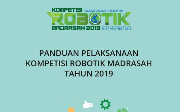 Panduan Kompetisi Robotik Madrasah 2019