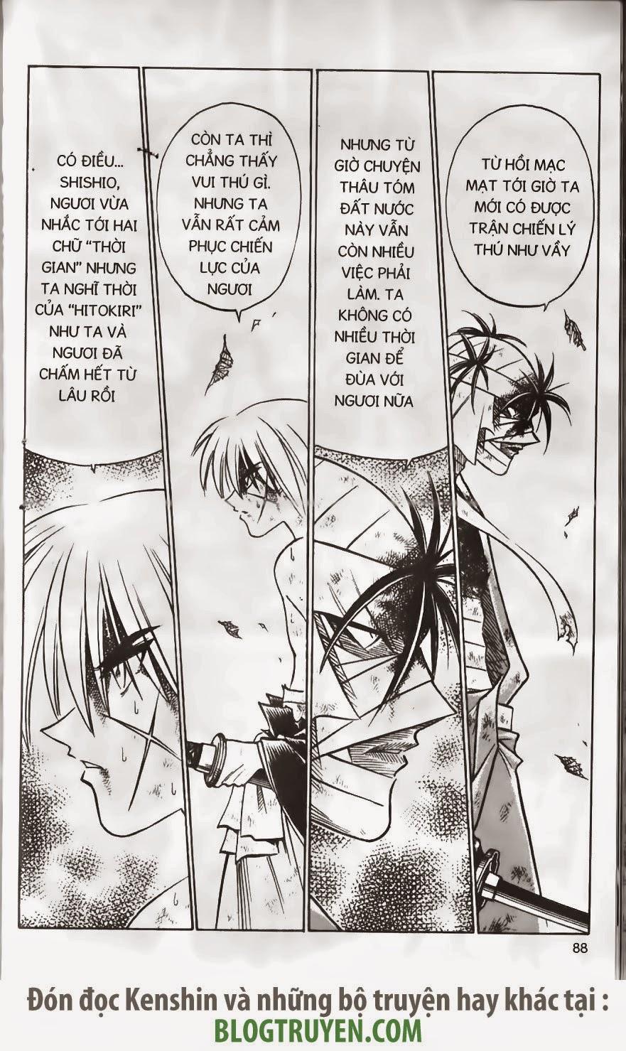 Rurouni Kenshin chap 143 trang 7