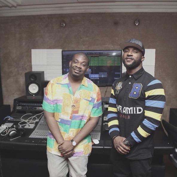 Don Jazzy Signs Iyanya Under MAVIN's Record.